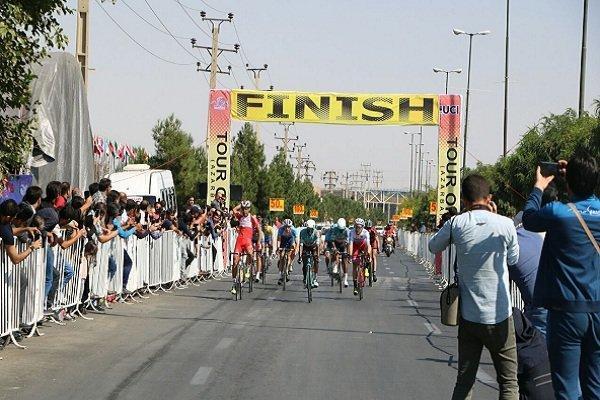 مرحله نخست تور دوچرخه سواری با معرفی نفرات برتر خاتمه یافت