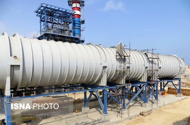 73 آب شیرین کن در دست ساخت