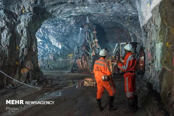 یک کارگر در حادثه ریزش معدن کلاریز دامغان درگذشت