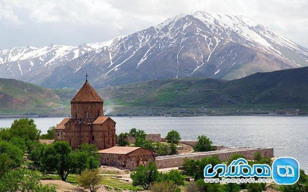 دیدنی های وان، شهری که شما را به ترکیه می کشاند!